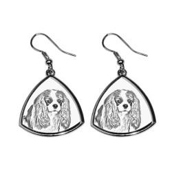 Nuova collezione di orecchini con immagini di cani di razza!!!