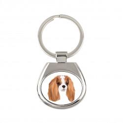 Collezione di portachiavi con le immagini di cani di razza, regalo unico, sublimazione!